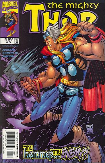 Thor (1998) 5-A by Marvel