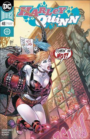 Harley Quinn (2016) 48-A