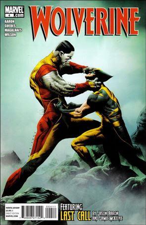 Wolverine (2010) 4-A