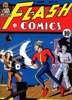 Flash Comics (1939) 18-A