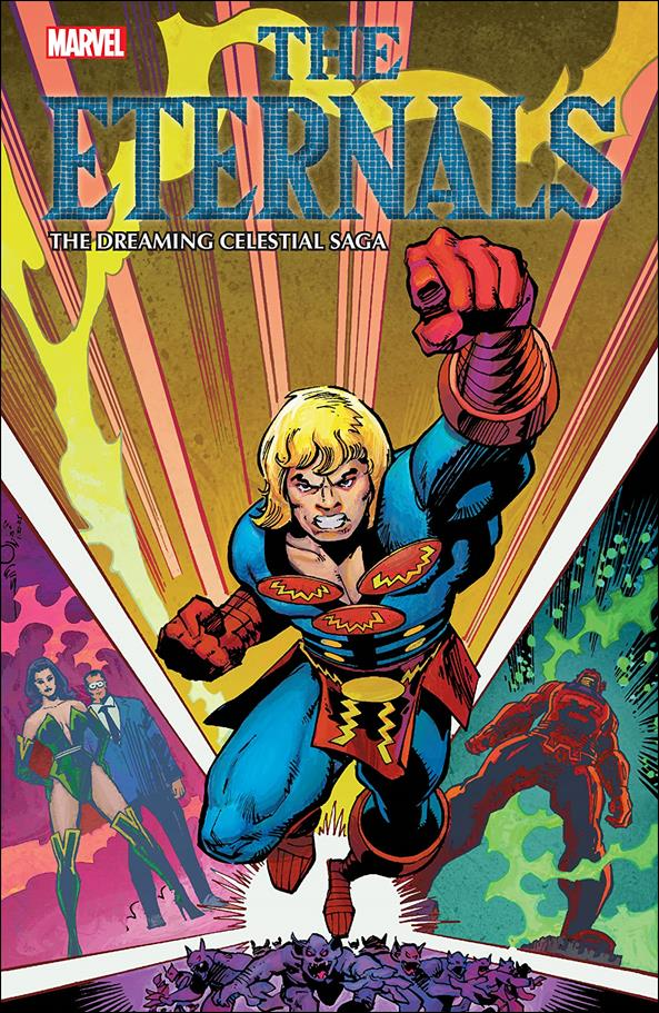 Eternals: The Dreaming Celestial Saga nn-A by Marvel