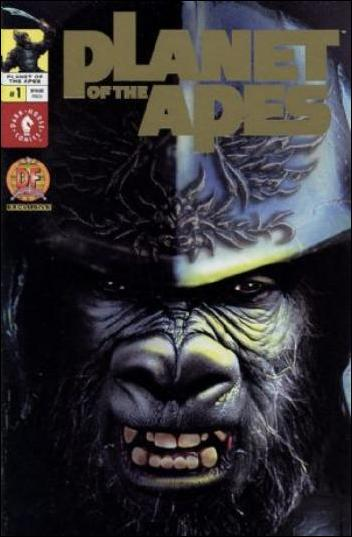 Planet of the Apes (2001/09) 1-C by Dark Horse