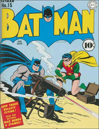 Batman (1940) 15-A by DC