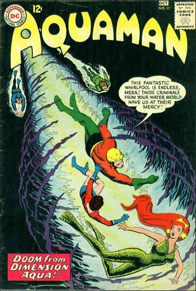 Aquaman (1962) 11-A by DC