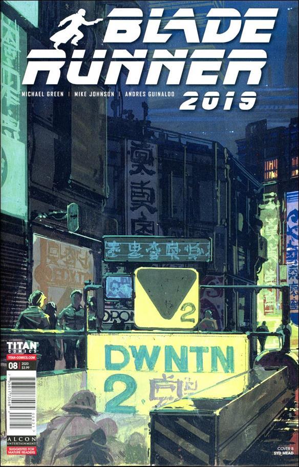Blade Runner 2019 8-B by Titan