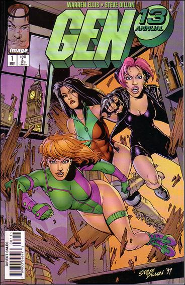 Gen13 Annual 1-A by WildStorm