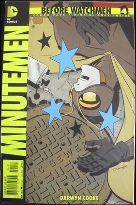 Before Watchmen: Minutemen 4-C by DC