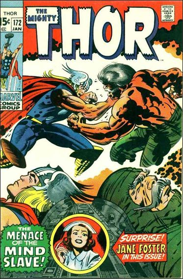 Thor (1966) 172-A by Marvel