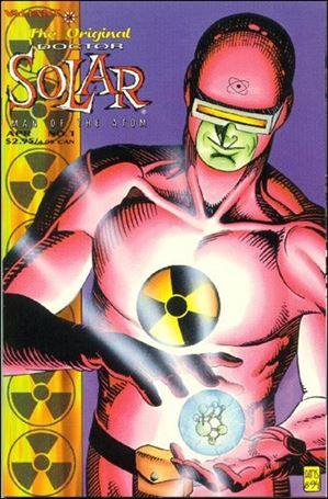 Original Doctor Solar: Man of the Atom 1-A