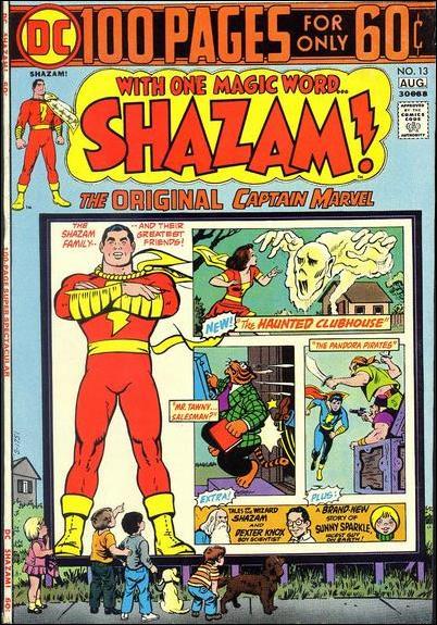 Shazam! 13-A by DC