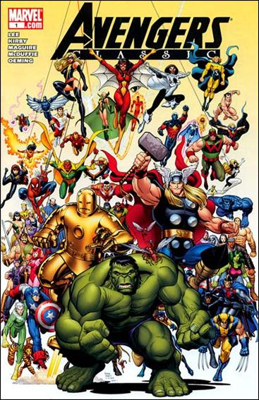 Avengers Classic 1-A by Marvel