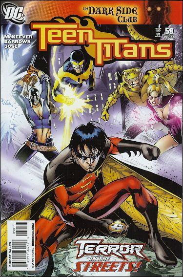 Teen Titans (2003) 59-A by DC