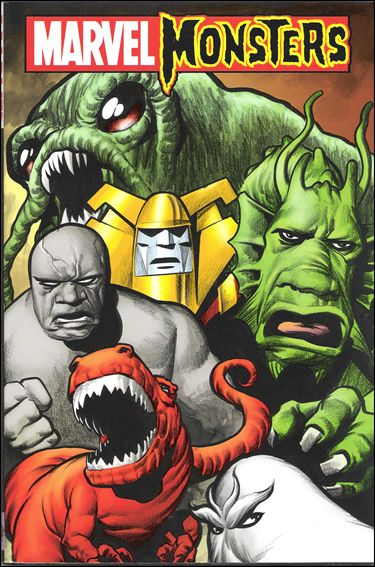 Marvel Monsters nn-A by Marvel
