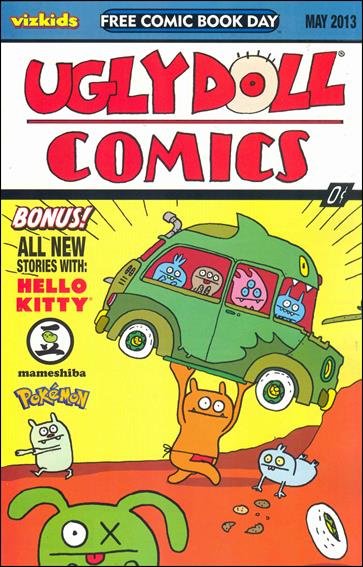 Free Comic Book Day: Ugly Doll Comics nn-A by VizKids