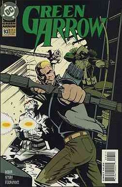 Green Arrow (1988) 93-A by DC