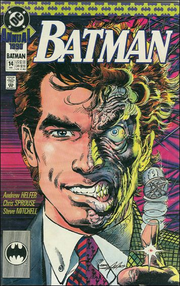 Batman Annual (1961) 14-A by DC