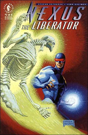 Nexus: The Liberator 3-A by Dark Horse