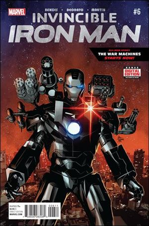 Invincible Iron Man (2015)  6-A