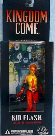 Kingdom Come (Series 2) Kid Flash (Kingdom Come) by DC Direct
