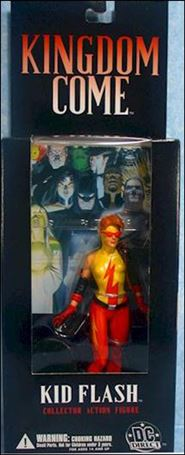 Kingdom Come (Series 2) Kid Flash (Kingdom Come)
