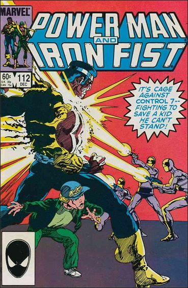 Power Man and Iron Fist (1978) 112-A by Marvel