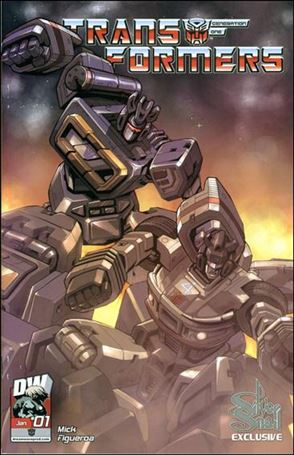 Transformers Generation One (2004) 1-G