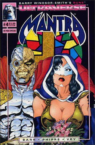 Mantra (1993) 4-A by Malibu