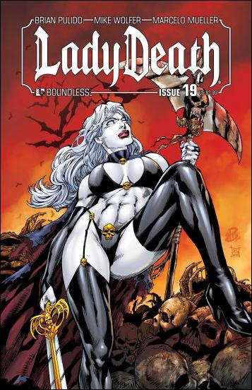 Lady Death (2010) 19-A by Boundless Comics