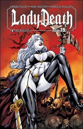 Lady Death (2010) 19-A