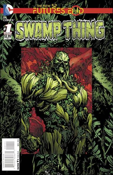 Swamp Thing: Futures End 1-A by DC