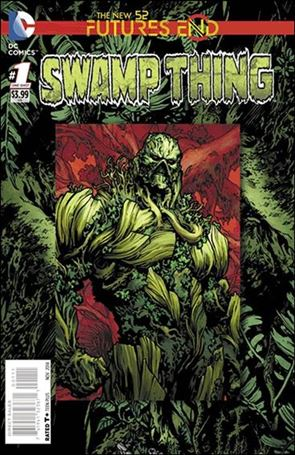 Swamp Thing: Futures End 1-A