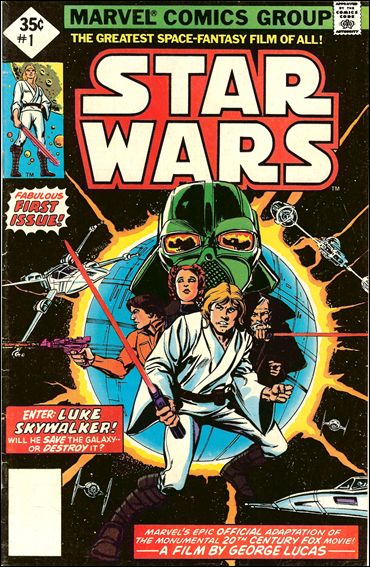 Star Wars (1977) 1-D by Marvel