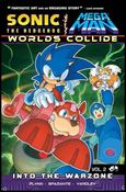 Sonic/Mega Man: Worlds Collide 2-A