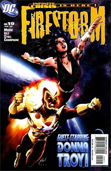 Firestorm (2004) 19-A by DC