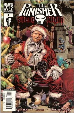 Punisher: Silent Night 1-A by Marvel