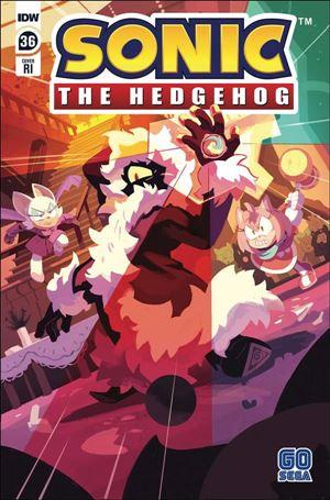 Sonic the Hedgehog (2018) 36-C