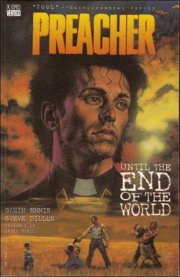 Preacher (1996) 2-C by Vertigo