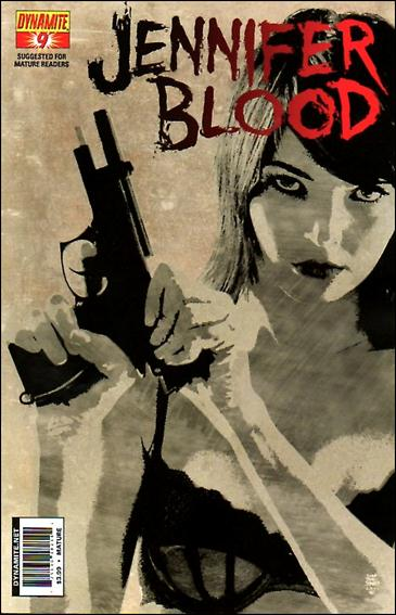 Jennifer Blood 9-A by Dynamite Entertainment