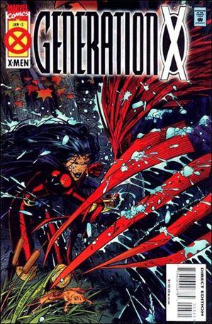 Generation X (1994) 3-B