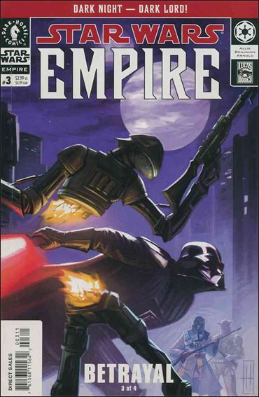 Star Wars: Empire 3-A by Dark Horse