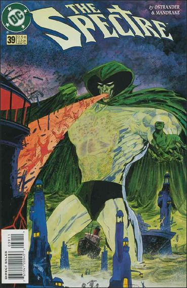 Spectre (1992) 39-A by DC