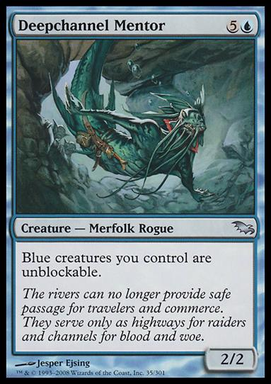 Magic the Gathering: Shadowmoor (Base Set)35-A by Wizards of the Coast