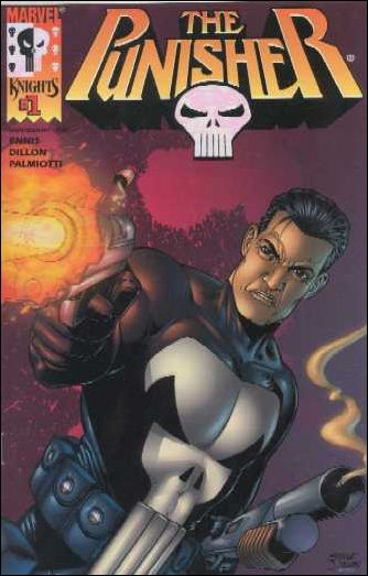Punisher (2000) 1-E by Marvel