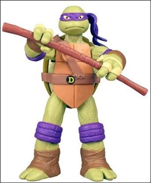 Teenage Mutant Ninja Turtles (2012) Donatello (New Deco) (Loose)