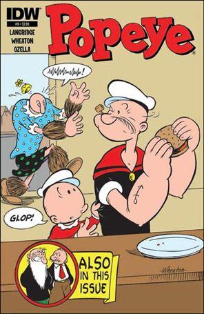 Popeye (2012) 9-A