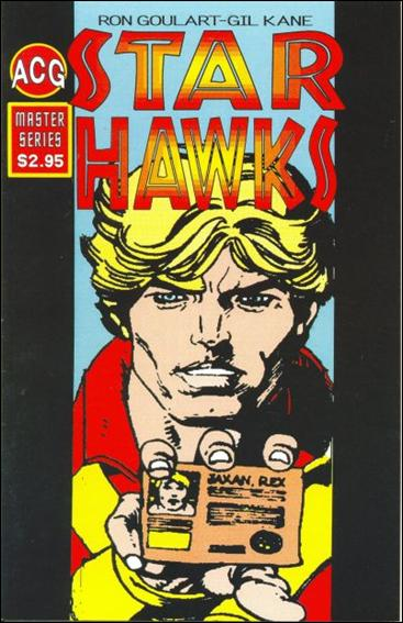 Star Hawks 2-A by America's Comic Group (ACG)