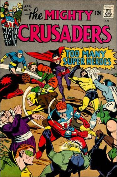 Mighty Crusaders (1965) 4-A by Radio