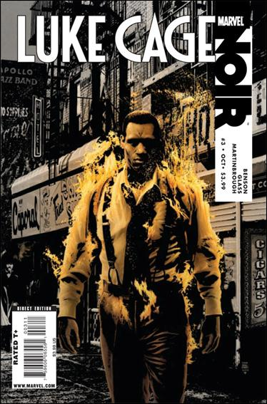 Luke Cage Noir 3-A by Marvel
