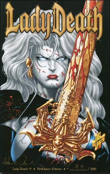 Lady Death (1994) 1-CF by Chaos! Comics