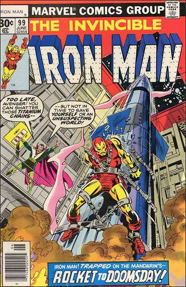 Iron Man (1968) 99-A by Marvel